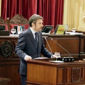 """Pérez-Ribas: """"Nuestra voluntad es que hoy este Decreto muera en el Parlament"""""""