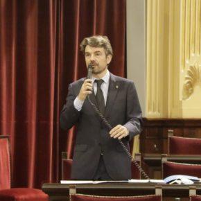 Cs Baleares exige que Armengol cuente con expertos para confeccionar las medidas de impulso a la actividad económica de las Islas