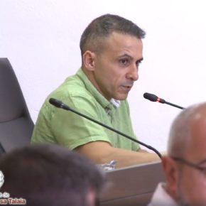 Ciudadanos exige a Sant Josep la revocación de un convenio que permite la construcción de viviendas de lujo en Cala Vedella