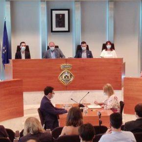"""Javier Torres (Cs) asegura que el Consell d'Eivissa ha dado la cara en la gestión de la """"crisis más grave de la historia reciente"""""""