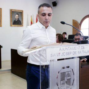 Ciudadanos insiste en la necesidad de que Sant Josep amplíe la línea de ayudas a las familias desalojadas de los apartamentos Don Pepe