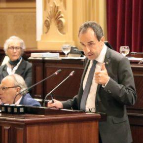 Cs Baleares solicita la comparecencia del director de la Oficina Balear de la Infancia y la Adolescencia