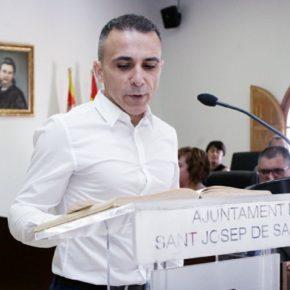 Ciudadanos denuncia la falta de transparencia de Sant Josep sobre el convenio de Cala Vedella