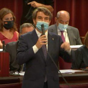 Cs Baleares exige a Armengol que abandone su política de subida de impuestos para que los autónomos y empresas puedan mantener sus negocios abiertos