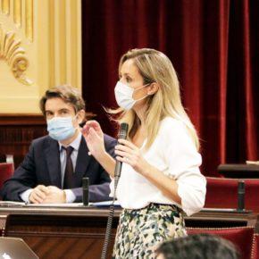 """Cs Baleares exige a Armengol una auditoría """"externa e independiente"""" de la gestión de la crisis sanitaria provocada por la Covid-19"""