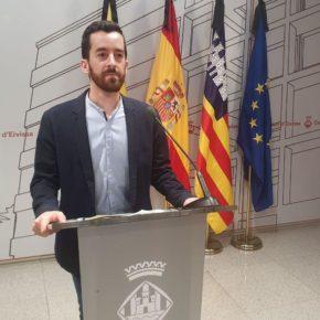 Transportes denuncia ante la Fiscalía que VTC de fuera de Ibiza falsifican sus tarjetas de viaje