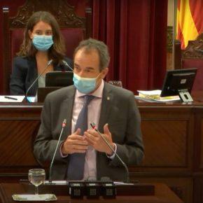 Cs Baleares pide la dimisión de la directora de Salud ante su falta de capacidad para gestionar una tercera ola de la Covid-19