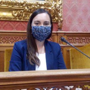 """Beatriz Camiña: """"Sólo apoyaremos una solución equitativa, solidaria y realista a la cuestión de los remanentes de los ayuntamientos"""""""