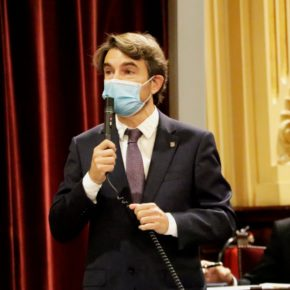"""Pérez-Ribas: """"El Pacte hace el ridículo sacando pecho por sus nefastas políticas en materia de vivienda"""""""