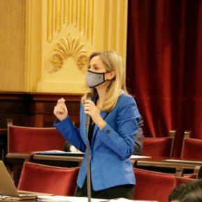 El Parlament aprueba, a propuesta de Cs Baleares, garantizar la conciliación de las familias ante las circunstancias excepcionales relacionadas con la Covid-19