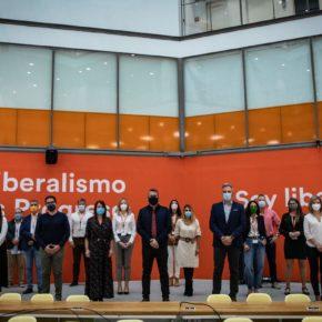"""Lidia Sabater: """"Vamos a trabajar para que el proyecto de Cs llegue a todos los municipios de Baleares"""""""