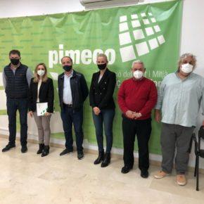 Cs Baleares se reúne con Pimeco para escuchar sus reivindicaciones ante la situación límite que viven los pequeños y medianos comerciantes