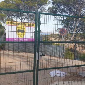 Ciudadanos (Cs) Sant Josep denuncia la privatización de la costa en Cala Vedella