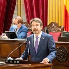 """Pérez-Ribas: """"Creamos un nuevo programa de ayudas para segunda oportunidad de los autónomos dotado con 4M€"""""""