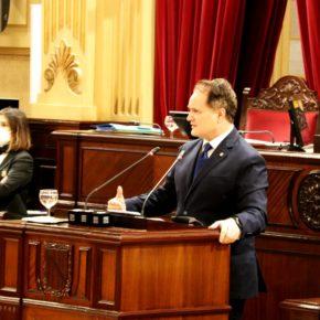 """Benalal: """"Las depuradoras de Sant Joan de Labritja, Cala Sant Vicent y Sant Josep de Eivissa tendrán una inversión de 330.000 euros para su mejora"""""""
