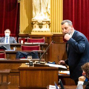 """Méndez: """"Cs ha forzado al Govern a impulsar bonos comerciales para salvar nuestros comercios"""""""