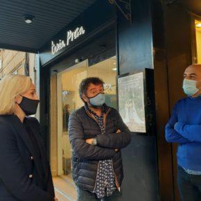 """Pomar: """"Pedimos al alcalde Hila que dé luz a los pequeños comerciantes con propuestas basadas en el consenso"""""""