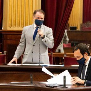 Cs Baleares exige al Govern que clarifique el origen de la partida para compensar las pérdidas de las empresas concesionarias de transportes de Eivissa