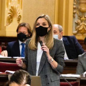 """Cs Baleares urge a Armengol a """"estar preparados para la tercera ola"""" con un plan de vacunación con """"más vacunas, para más gente y en menos tiempo"""""""