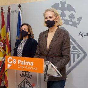 Cs Palma pedirá en el próximo pleno impulsar los mercados municipales y ayudas para eliminar barreras arquitectónicas en comercios y viviendas