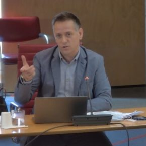 Cs preguntará en el próximo pleno del Consell por la estrategia de vacunación contra la Covid-19 aplicada en Menorca