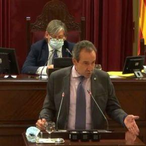 Cs Baleares pide medidas urgentes para mejorar la estrategia de vacunación y actuaciones de contingencia ante la tercera ola de la Covid-19