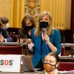 Cs Baleares reprocha a Armengol que no haya conseguido un plan de rescate con ayudas directas y alivio fiscal durante su tour ministerial