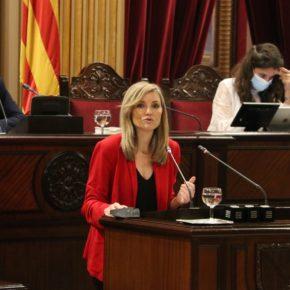 El Pacte rechaza la propuesta de Cs Baleares de crear un 'cheque formación' con ayudas a familias para el refuerzo educativo