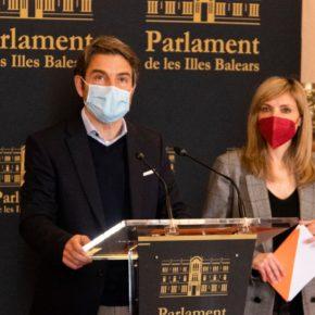 Cs denuncia que Balears es la última comunidad autónoma en captación de fondos europeos Horizonte