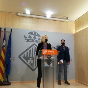 Cs Palma pide mayor presencia policial en Blanquerna, Plaça del Mercat, Santa Catalina y Paseo Mallorca tras la hora de cierre de la hostelería