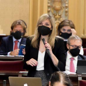 """Guasp a Armengol: """"Exigimos conocer los criterios y los indicadores que avalan la adopción y flexibilización de las restricciones en las Illes Balears"""""""