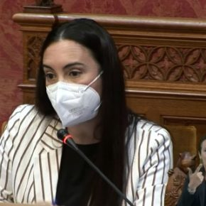 """Beatriz Camiña: """"El Pacte presume de ser el 'gobierno de la gente', pero está vulnerando derechos sindicales en el Consell de Mallorca"""""""