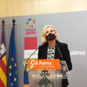 Cs Palma reitera su petición de que el Ayuntamiento pague cada mes los gastos de comunidad de propietarios de sus pisos en Camp Redó
