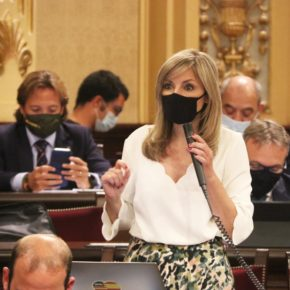 """Guasp a Armengol: """"No haga una gestión política de los fondos europeos y no dejen fuera a nuestras pymes"""""""