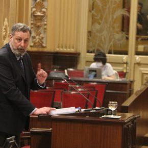 Cs Baleares pide que se determinen, en un plazo de seis meses, los medios adecuados para agilizar el cumplimiento de la ley de Memoria Democrática