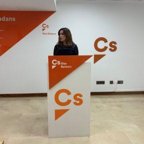 """Cs Baleares dice 'no' a los indultos a los presos del 'procés' porque suponen """"un insulto a millones de españoles"""""""