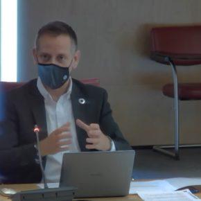 Cs Menorca preguntará en el pleno del Consell insular sobre la adjudicación de la OSP entre Menorca y Madrid