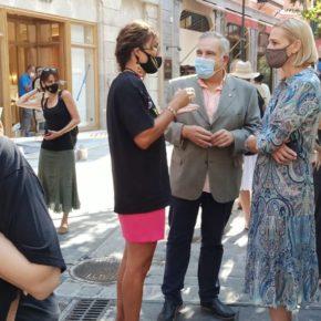 """Eva Pomar (Cs): """"Cs es el único partido que se preocupa por los interinos del Ayuntamiento de Palma exigiendo que se ponga fin al fraude de Ley sin que pierdan sus trabajos"""""""
