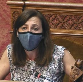 La apuesta de Cs por un Consell de Mallorca más accesible recibe el voto en contra de los partidos del Pacte