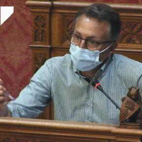 Cs lamenta el rechazo del Consell de Mallorca a pedir una ley de sanidad que otorgue garantías jurídicas a las medidas anti-Covid
