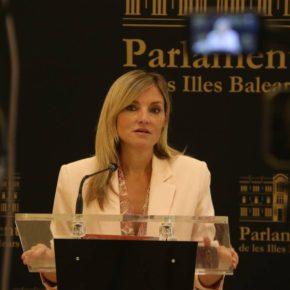 Cs Baleares registra 18 propuestas de resolución derivadas del Debate de Política General